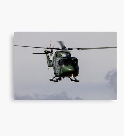 Army Lynx Canvas Print