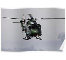 Army Lynx Poster