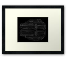 Mirror E46 Framed Print