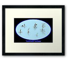 Hattah Lakes Framed Print