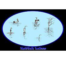 Hattah Lakes Photographic Print