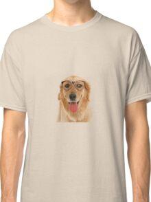Funny pretty dog !  Classic T-Shirt