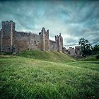 Framlingham Castle by Art Hakker Photography