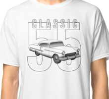 1955 Classic Vintage American Car Classic T-Shirt