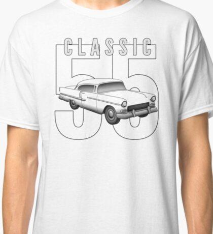 1955 Classic Vintage American Car Classic T-Shirt