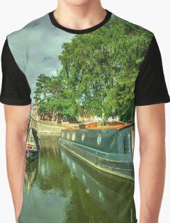 Stourport Narrowboats  Graphic T-Shirt