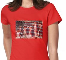 Young Patriots Womens Fitted T-Shirt