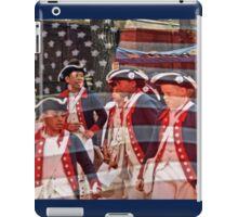 Young Patriots iPad Case/Skin