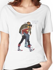 Klance at early stage! Women's Relaxed Fit T-Shirt