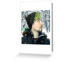 Jacksepticeye - Winter Greeting Card