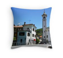 Slovenia, Bled  Throw Pillow