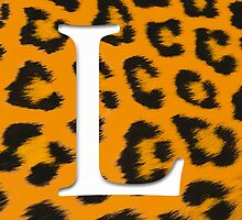L is for Leopard by Justin Spooner