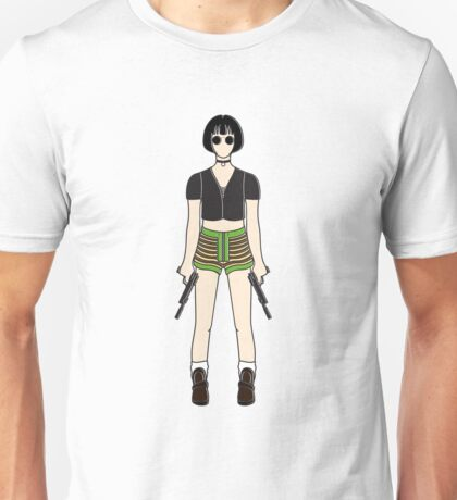 Dangerous girl Unisex T-Shirt