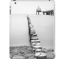 Baltic Sea, Zingst, Germany iPad Case/Skin