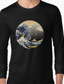 The Great Sea Monster Long Sleeve T-Shirt