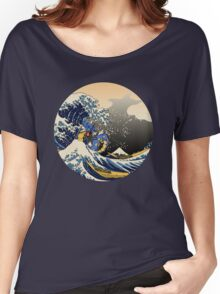 The Great Sea Monster Women's Relaxed Fit T-Shirt