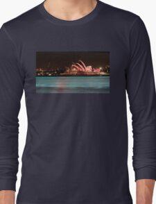 Aqua Harbour Long Sleeve T-Shirt