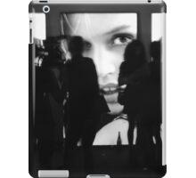 big faces iPad Case/Skin