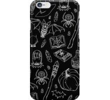 Witch essentials iPhone Case/Skin