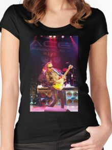 Ace Frehley Women's Fitted Scoop T-Shirt