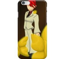 When the Seagulls Cry iPhone Case/Skin