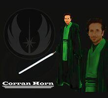 Corran Horn by Aaron Del Carlo