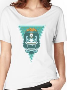 Irradiated Gorilla No. 2 Women's Relaxed Fit T-Shirt