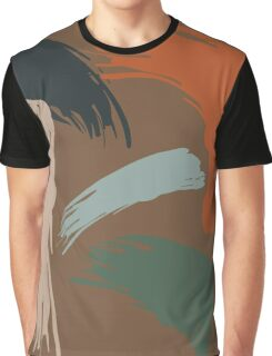 Untitled Abstract Earth Graphic T-Shirt