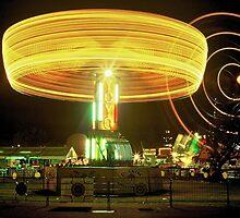 Spinning YoYo by Andrew Felton