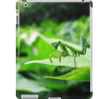 Junior mantis iPad Case/Skin