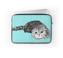 Scared Cat Laptop Sleeve
