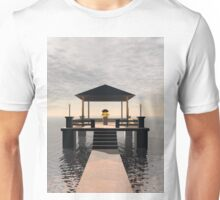Waterside Gazebo Unisex T-Shirt