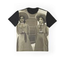 Dos Charras - Vers. 1 Graphic T-Shirt