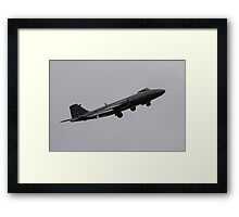Mid Air Canberra Framed Print