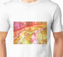 light hearts Unisex T-Shirt