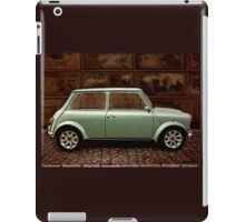 Austin Mini Cooper Mixed Media iPad Case/Skin