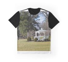 White Gazebo, Grove City College Graphic T-Shirt