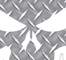 Punisher Diamond Plate Sticker