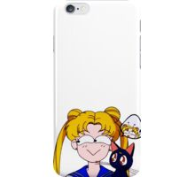 USAGI EXPRESSION 2 iPhone Case/Skin