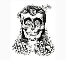 Floral Skull - Decay Unisex T-Shirt