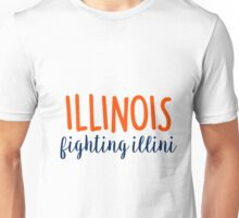 University of Illinois Unisex T-Shirt