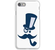 Mustachio iPhone Case/Skin