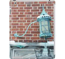 Green Rustic Lamp iPad Case/Skin