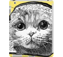 Bread Cat iPad Case/Skin