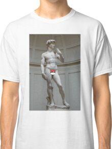 Poké ball David Classic T-Shirt