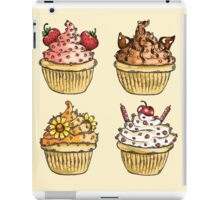 Cupcake Collection iPad Case/Skin