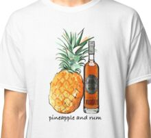 pineapple&rum Classic T-Shirt