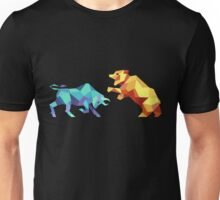 Bull vs Bear Unisex T-Shirt