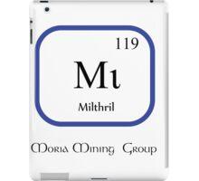 Mithril Chemical Symbol  iPad Case/Skin