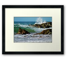 Agnes Water Framed Print